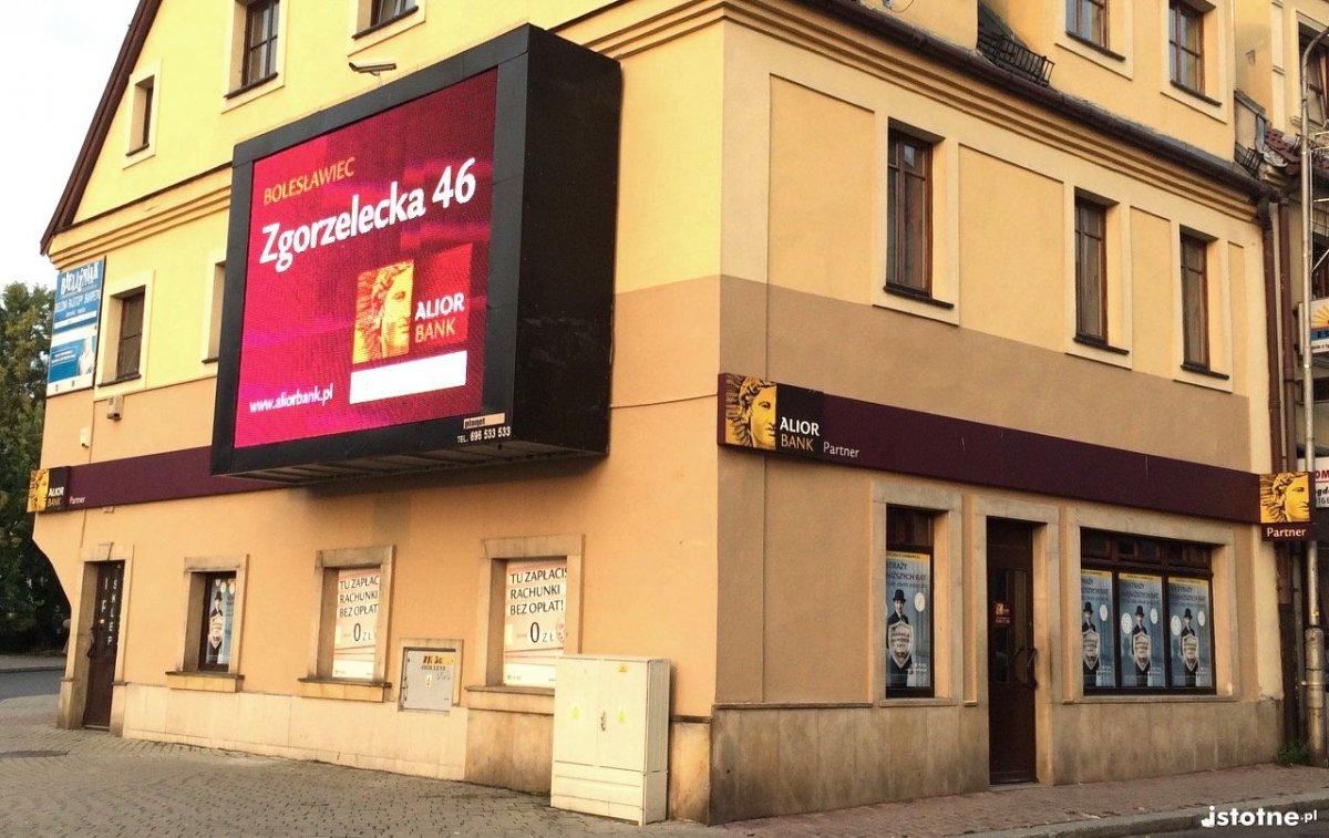 Alior Bank, ul. Zgorzelecka