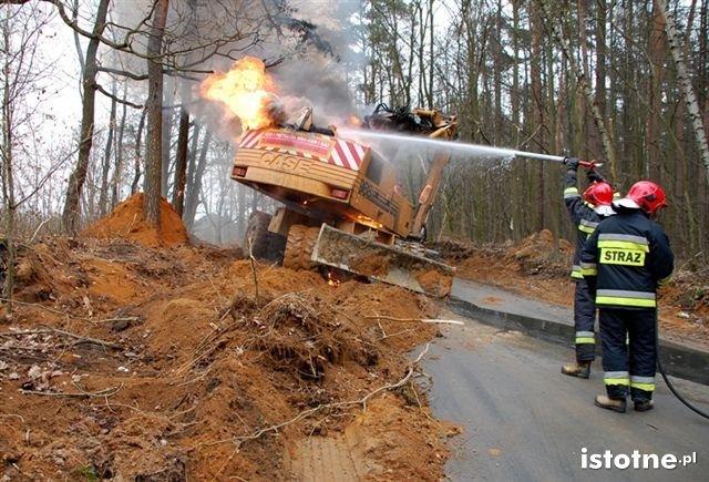Pożar z-index: 0