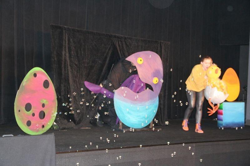 Spektakl w Orle dla przedszkolaków