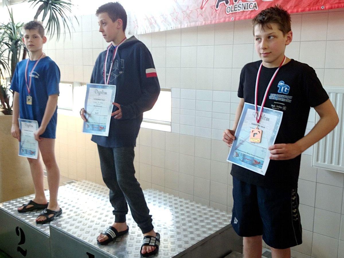 Klub Pływacki Harpun Osiecznica