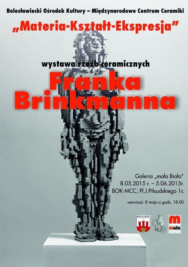 Wystawa prac Franka Brinkmann׳a w BOK-MCC