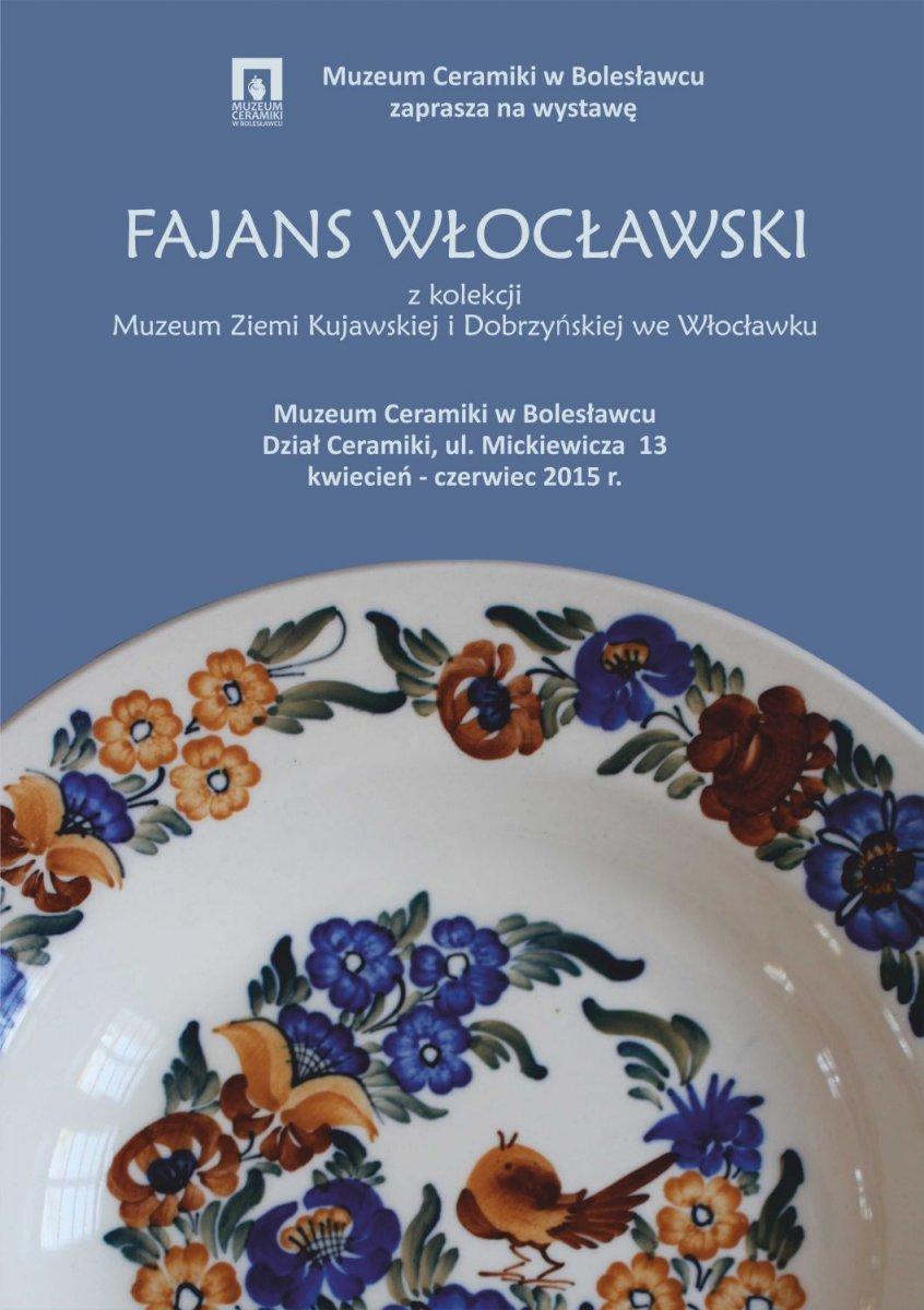 Fajans włocławski w Muzeum Ceramiki