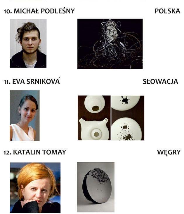 Uczestnicy 51. Międzynarodowego Pleneru Ceramiczno-Rzeźbiarskiego
