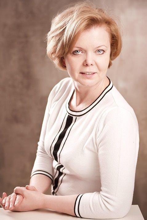 Ilona Wargacka, akredytowany coach ACC ICF