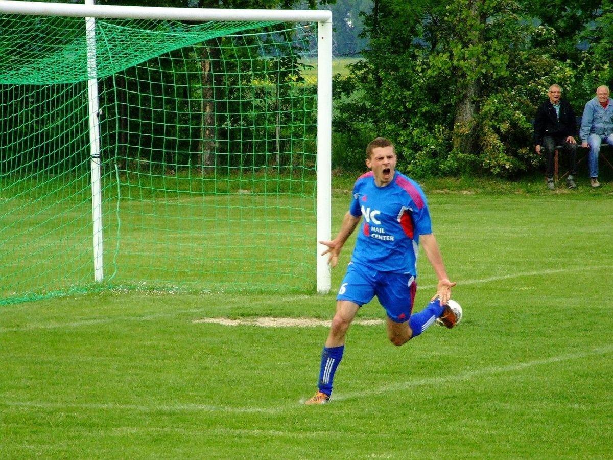 Gola dla Warty zdobył w 19 minucie Damian Puzio