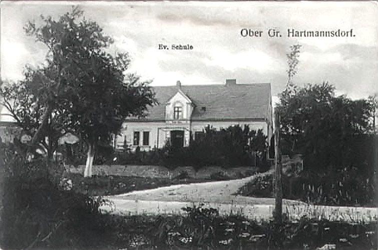Szkoła Ewangelicka w Raciborowicach Górnych