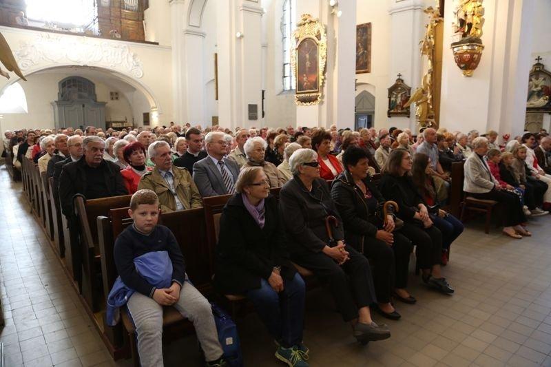 Koncert w Bazylice Maryjnej