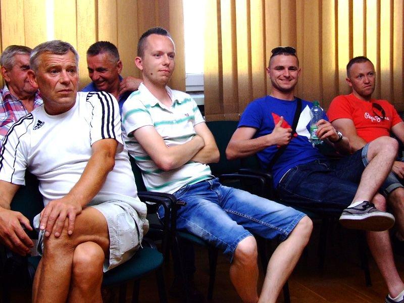 Walne zebranie BKS Bobrzanie - 2015