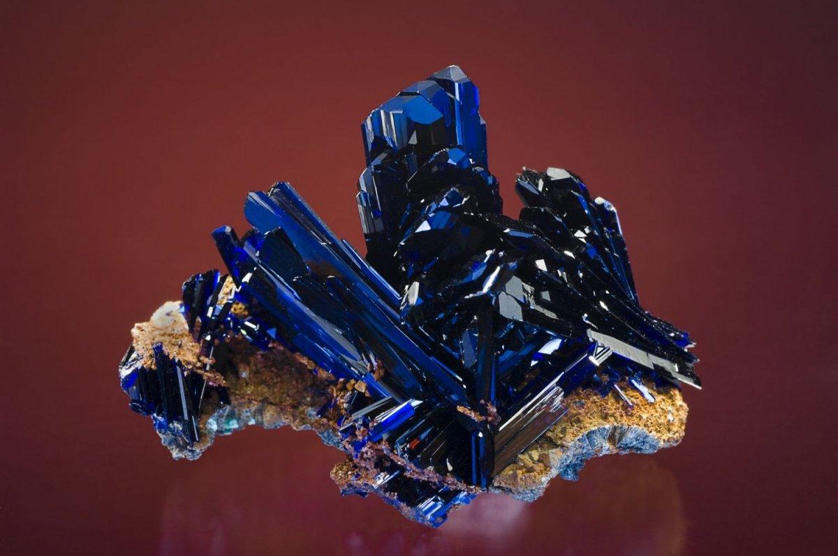 Minerały z Maroka