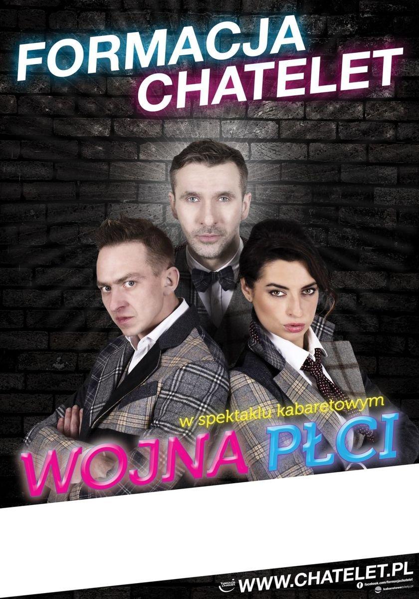 Plakat Formacja Chatelet