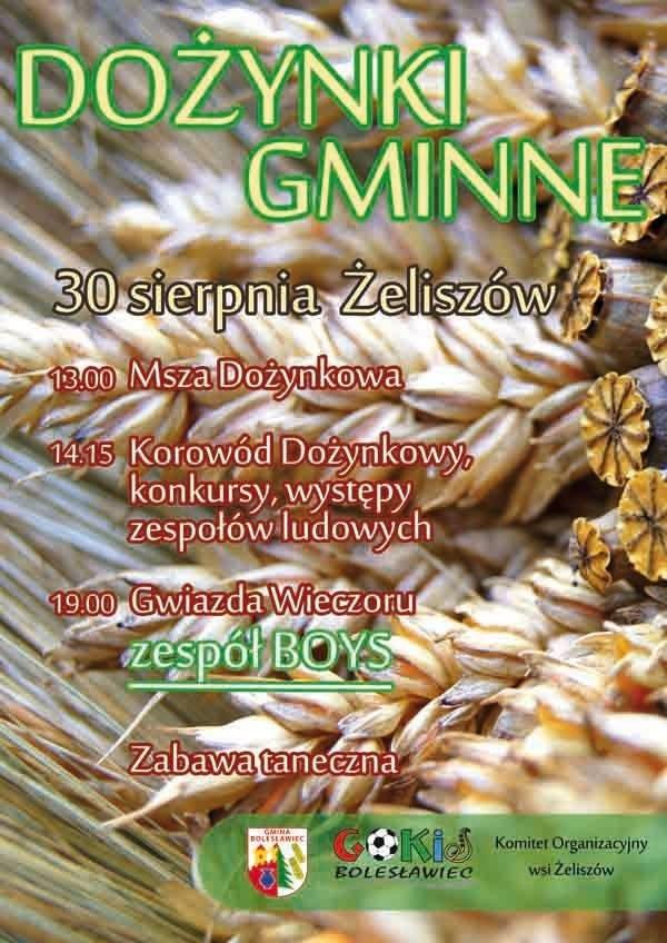 Dozynki Gminne w Żeliszowie
