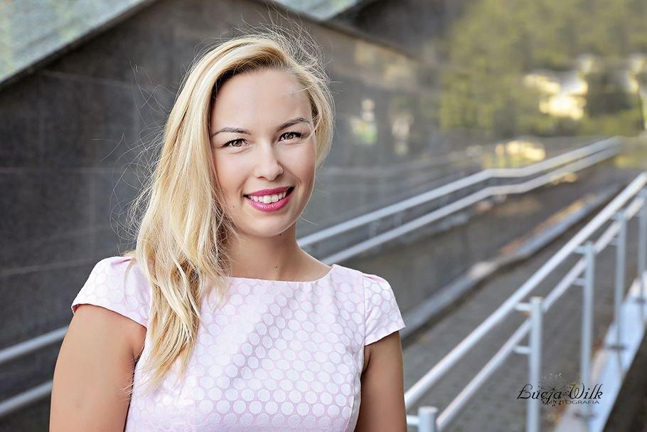 Olga Serwatka lat 26