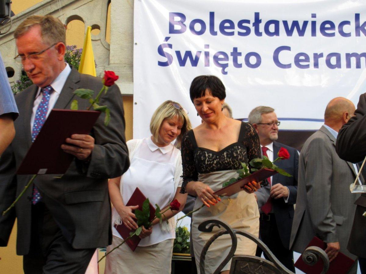 Ewa Lijewska-Małachowska i Anna Bober-Tubaj odznaczone medalem Solidarności