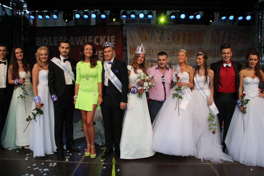 Konkurs na Miss i Mistera Święta Ceramiki