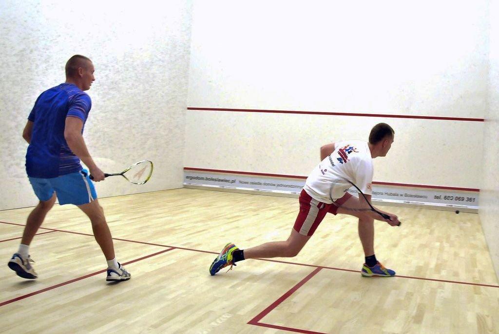 Czołówka polskiego squasha w bolesławieckiej Squashstacji!
