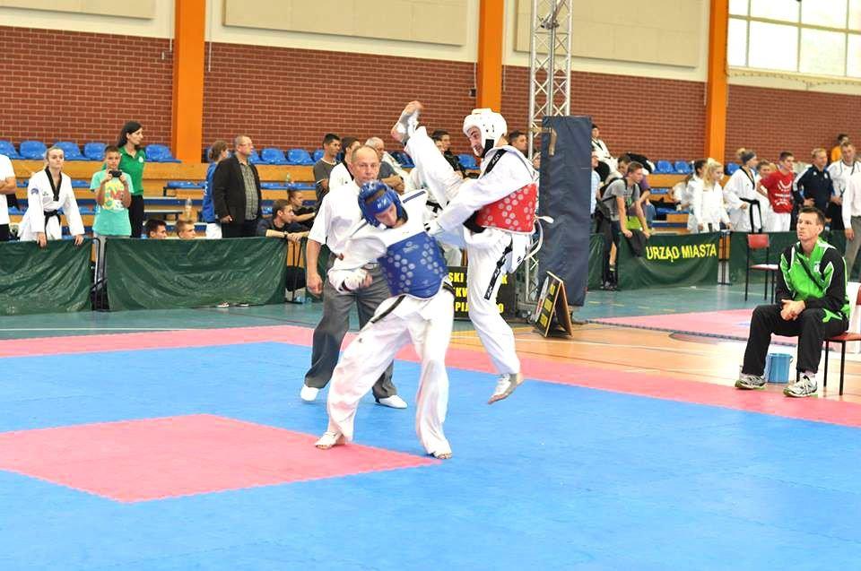 Trenuj taekwondo z LMKS Gladius