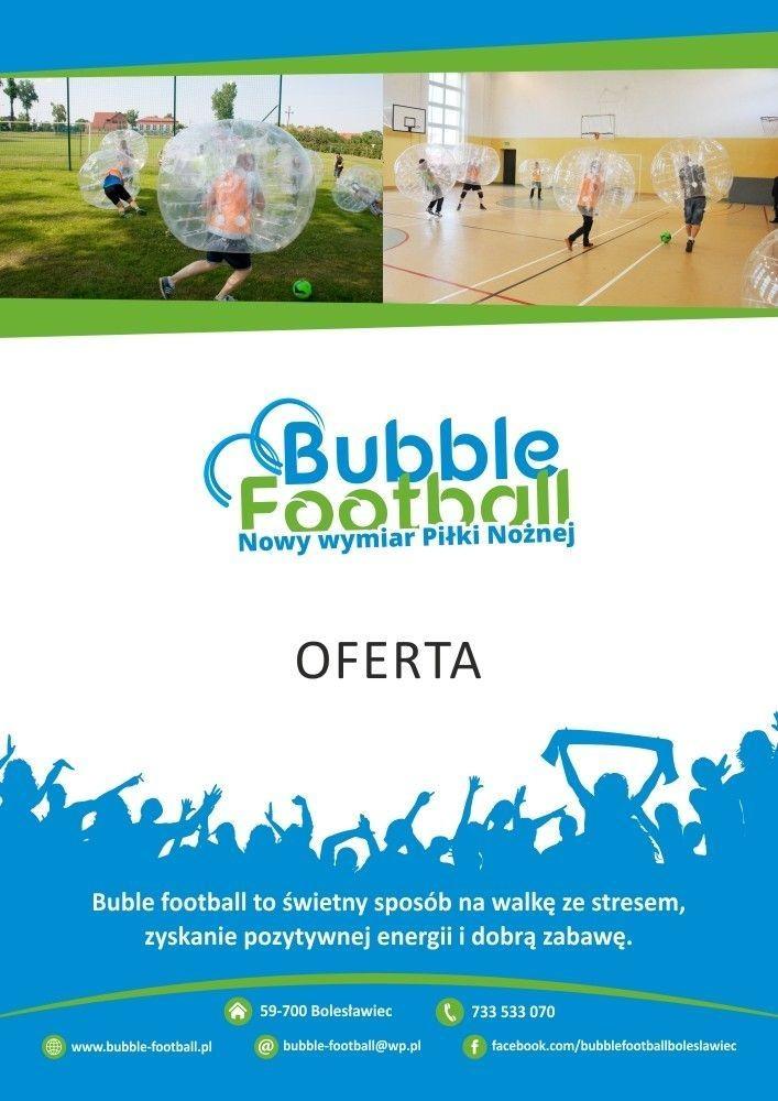Bubble Football – świetna rozrywka już w Bolesławcu! z-index: 0