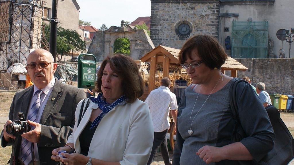 SLD: Małgorzata Sekuła-Szmajdzińska i Alicja Janiec