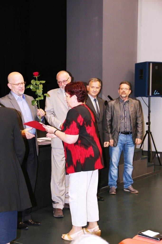 Spotkanie w CIK Orzeł z Franciszkiem Kwaśniakiem