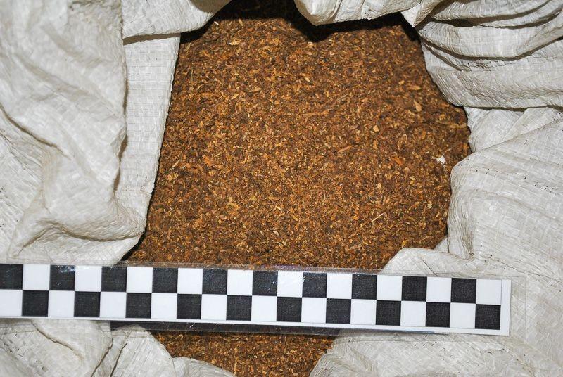 Zabezpieczyli ponad 45 tys. nielegalnych papierosów