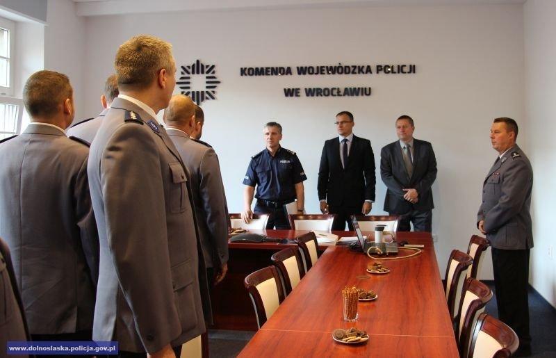 Policjanci uhonorowani za wyjaśnienie 2 podwójnych morderstw