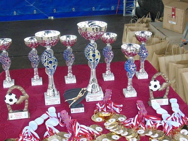 Sportowy maraton w SP w Ocicach