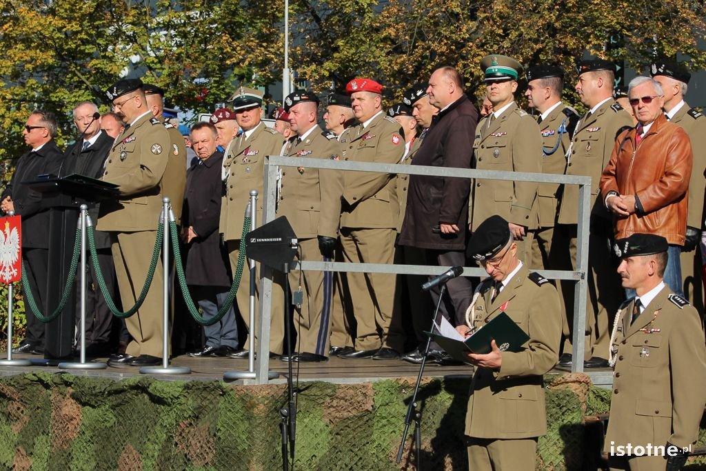 Żołnierze NSR złożyli przysięgę