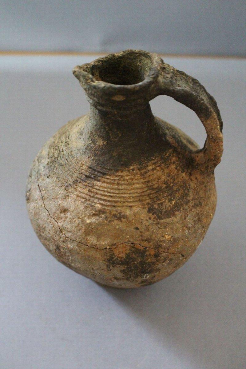 Znaleziska archeologiczne przekazane Muzeum Caramiki