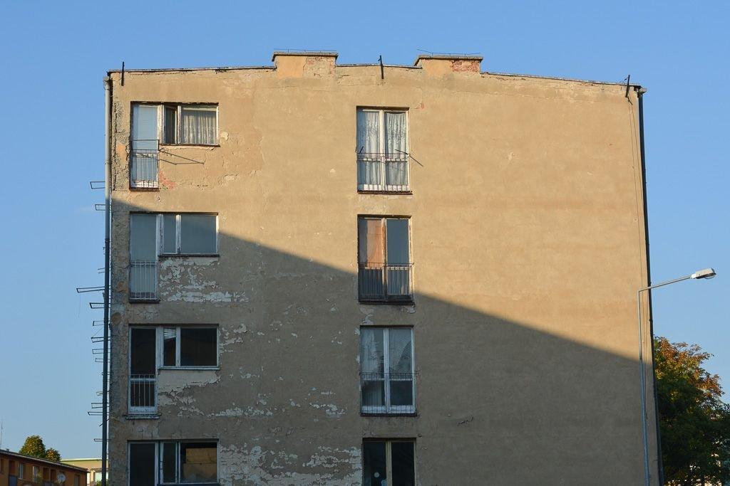 """""""Samotniak"""" przestanie straszyć w centrum miasta"""