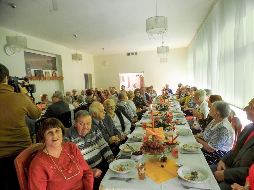 Seniorzy świętowali