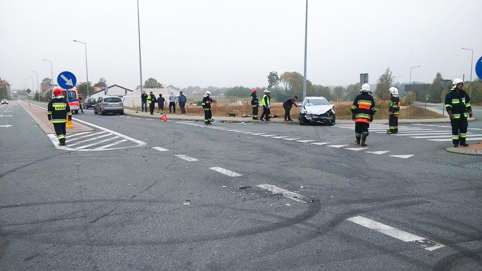 Wypadek w Wykrotach (gmina Nowogrodziec)