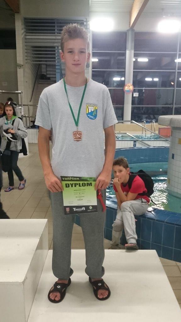 "Klub Pływacki ""Harpun"" Osiecznica: 13 medali na Torpeda Cup"