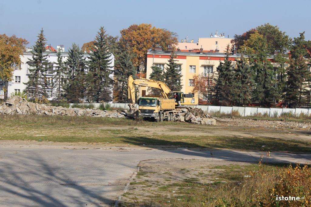 Ruszyła budowa galerii przy ul. Jeleniogórskiej