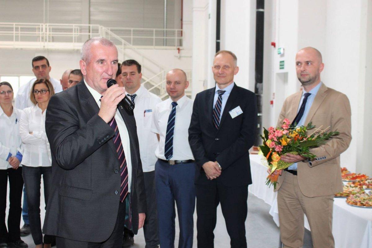 Nowa hala produkcyjna Faurecii otwarta
