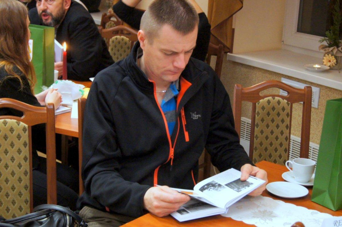 Promocja książki o historii Żeliszowa