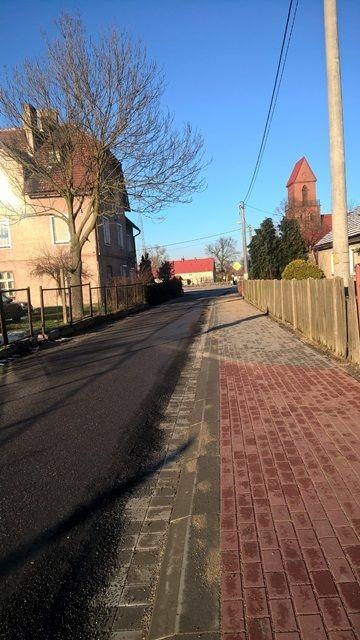 Gmina Gromadka: poprawa bezpieczeństwa na drogach gminnych