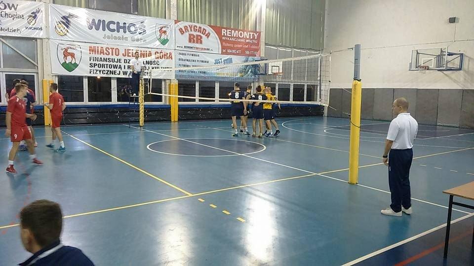 KS Jelenia Góra vs BTS Elektros 1:3