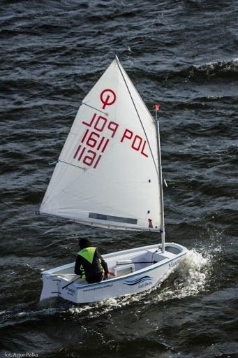 Udany start w regatach żeglarskich