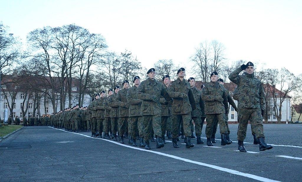 Elewi zakończyli szkolenie w 23 Śląskim Pułku Artylerii z-index: 0