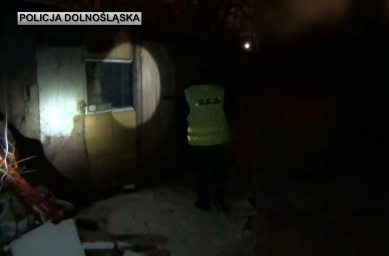 Niebezpieczna zima na Dolnym Śląsku
