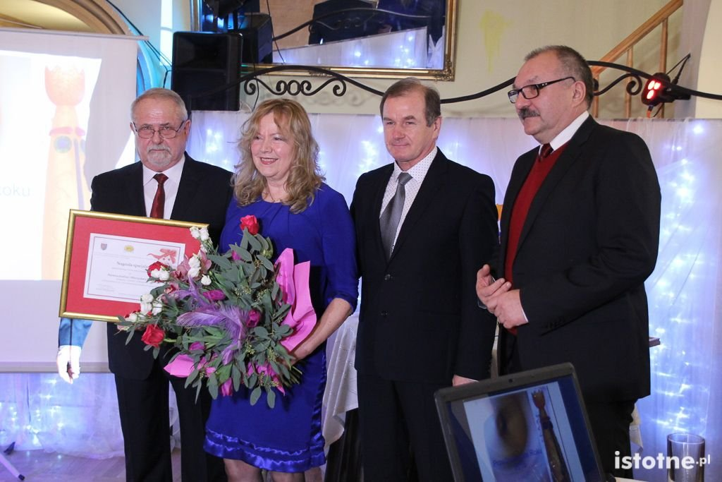 Karol Stasik, Józefina Witas, Marek Witas, Cezary Przybylski