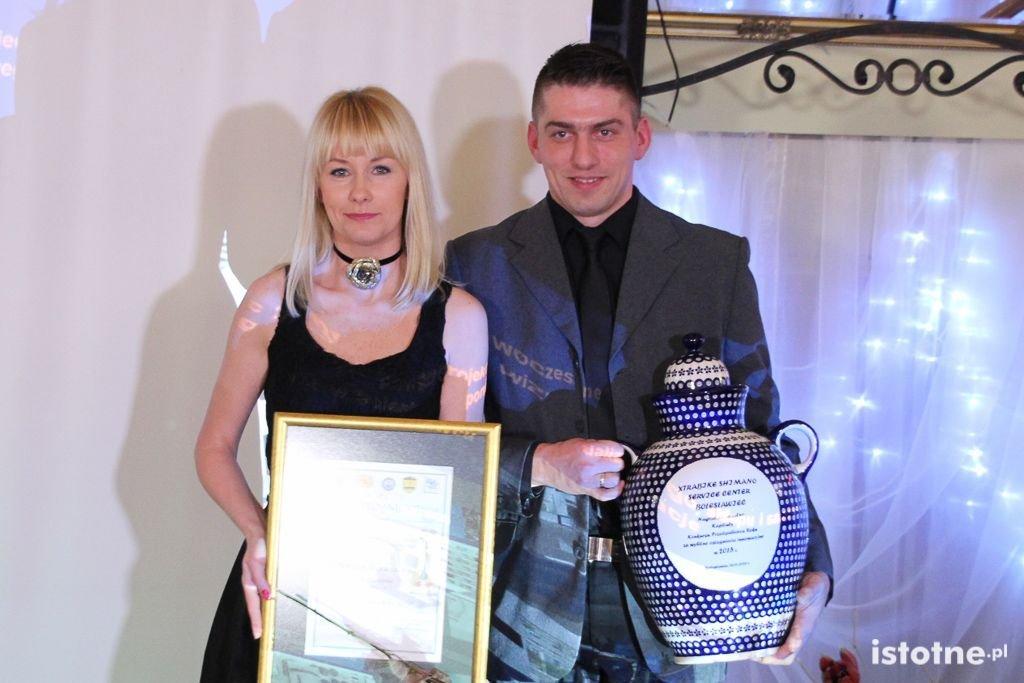 Ewa i Wojciech Bączkowie