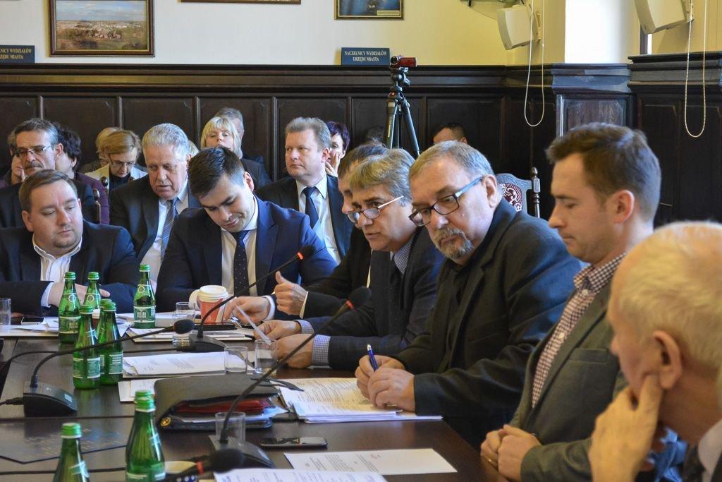 Grudniowa sesja Rady Miasta