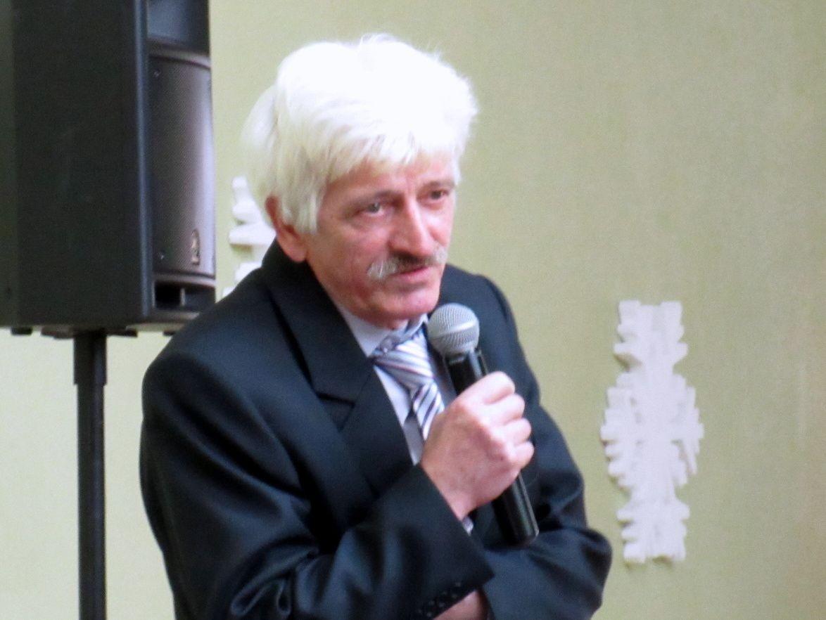 Ryszard Gruchawka w II LO
