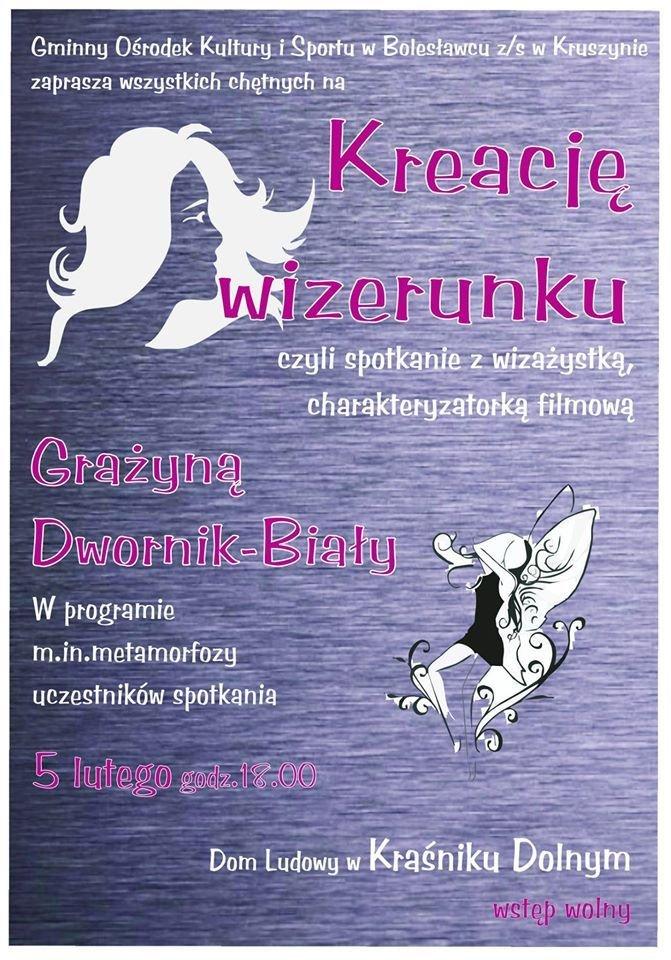 Plakat Kreacja wizerunku