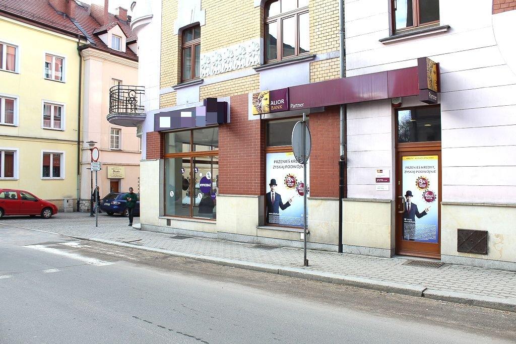 Alior Bank - ulica Mickiewicza