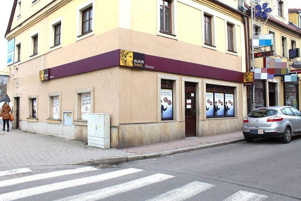 Alior Bank - ulica Zgorzelecka