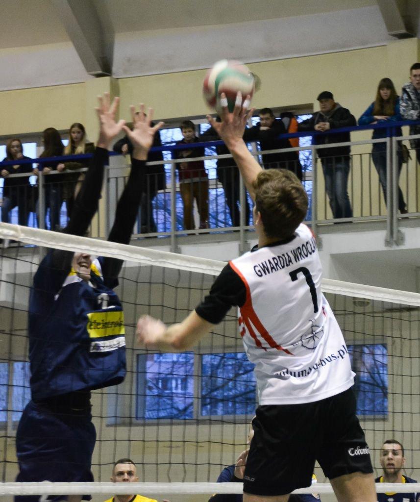 BTS Elektros vs Gwardia Wrocław z-index: 0
