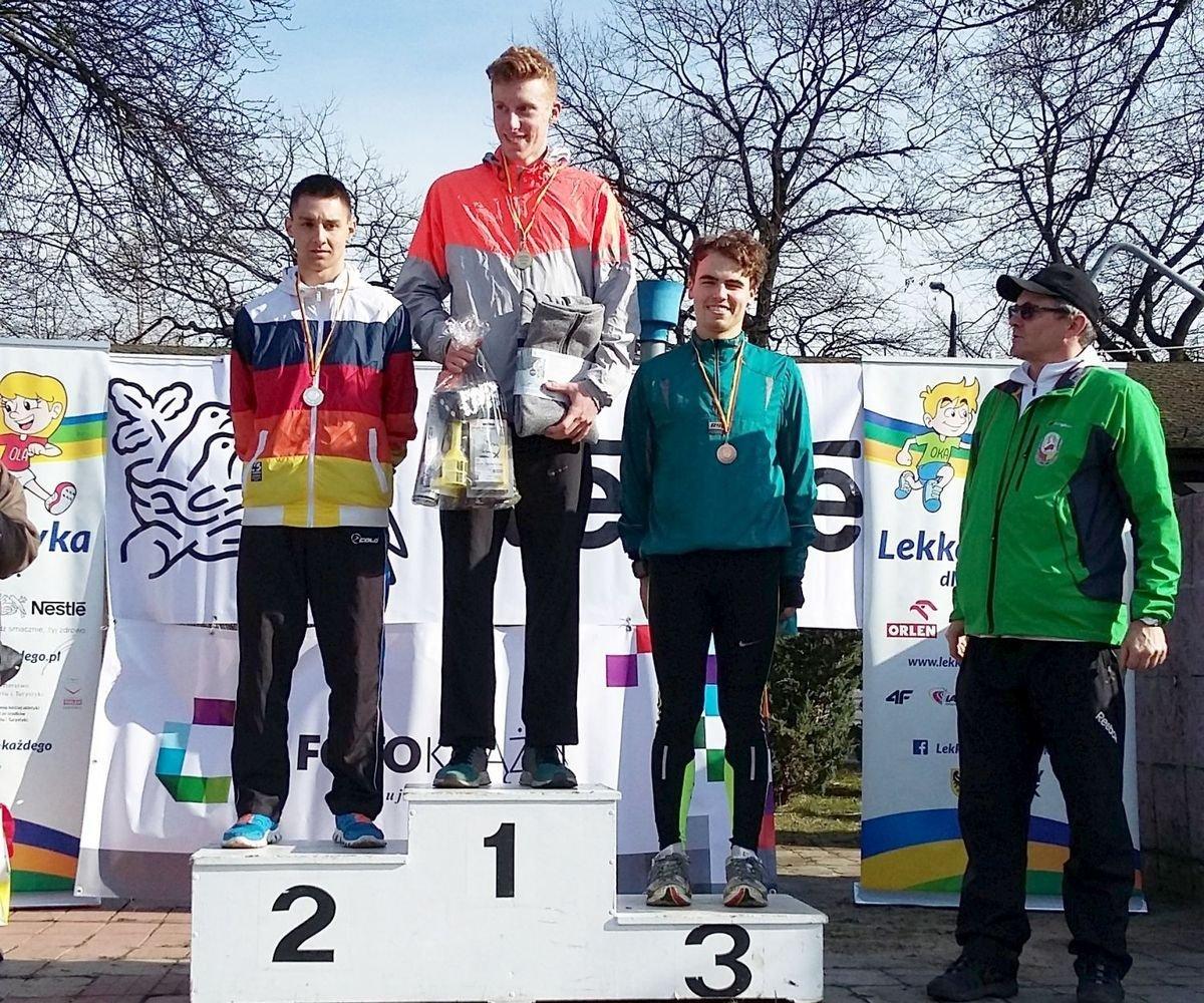 Wojciech Karaban zwycięzca w kategorii juniorów