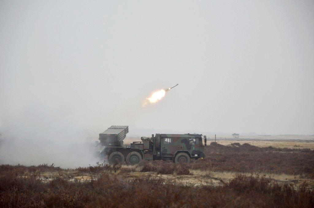 Ćwiczenia bolesławieckich artylerzystów pod kryptonimem Ulewa 16